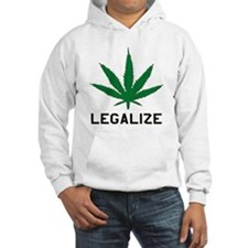 Legalize Marijuana Jumper Hoody