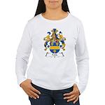 Pohle Family Crest Women's Long Sleeve T-Shirt
