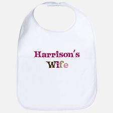 Harrison's Wife Bib