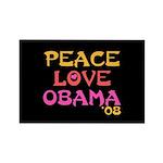 Obama Change Rectangle Magnet (100 pack)