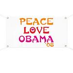 Obama Change Banner
