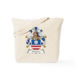 Pistorius Family Crest Tote Bag