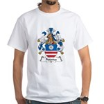 Pistorius Family Crest White T-Shirt