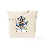 Pistor Family Crest Tote Bag