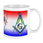 OHIO Masons Mug