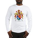 Pflug Family Crest Long Sleeve T-Shirt