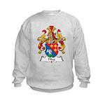Pflug Family Crest Kids Sweatshirt