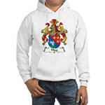 Pflug Family Crest Hooded Sweatshirt