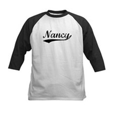 Vintage Nancy (Black) Tee