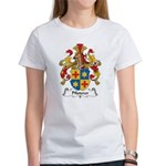 Pfisterer Family Crest Women's T-Shirt