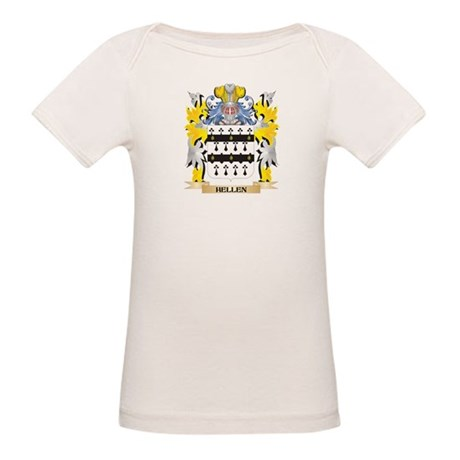 Hellen Coat of Arms - Family Crest T-Shirt