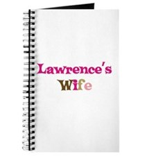 Lawrence's Wife Journal
