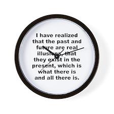 Unique Alan Wall Clock