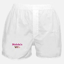Melvin's Wife Boxer Shorts