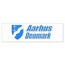 Aarhus Bumper Bumper Sticker