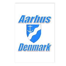 Aarhus Postcards (Package of 8)