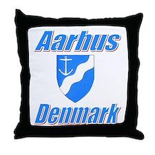 Aarhus Throw Pillow