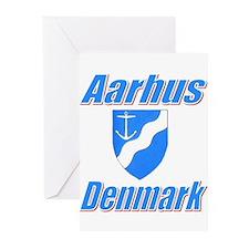 Aarhus Greeting Cards (Pk of 10)