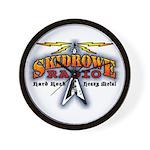 SkidRoweRadio Wall Clock