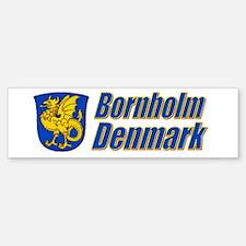 Bornholm Bumper Bumper Bumper Sticker