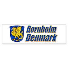 Bornholm Bumper Bumper Sticker
