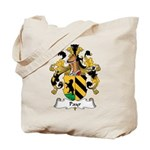 Payr Family Crest Tote Bag