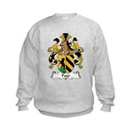 Payr Family Crest Kids Sweatshirt