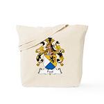 Paul Family Crest Tote Bag