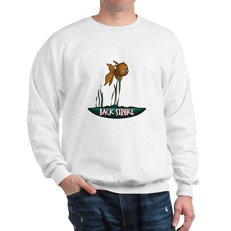 Back Stroke Sweatshirt