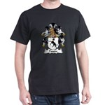 Passow Family Crest Dark T-Shirt