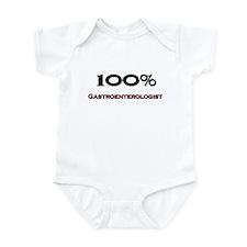 100 Percent Gastroenterologist Infant Bodysuit
