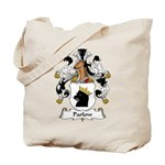 Parlow Family Crest Tote Bag