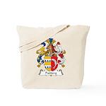 Padberg Family Crest Tote Bag
