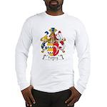 Padberg Family Crest Long Sleeve T-Shirt