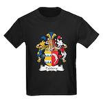 Padberg Family Crest Kids Dark T-Shirt