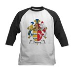Padberg Family Crest Kids Baseball Jersey