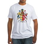 Padberg Family Crest Fitted T-Shirt