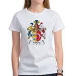 Padberg Family Crest Women's T-Shirt