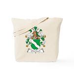 Otterbach Family Crest Tote Bag