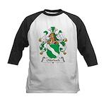 Otterbach Family Crest Kids Baseball Jersey
