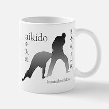 Aikido Small Small Mug