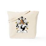 Ortner Family Crest Tote Bag