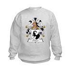 Ortner Family Crest Kids Sweatshirt