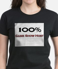100 Percent Game Show Host Tee