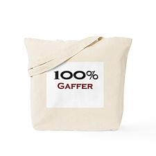 100 Percent Gaffer Tote Bag