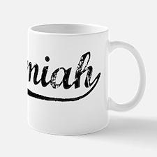 Vintage Nehemiah (Black) Mug