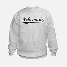 Vintage Nehemiah (Black) Sweatshirt