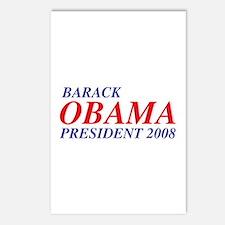 Barack Obama President 2008 Postcards (8)
