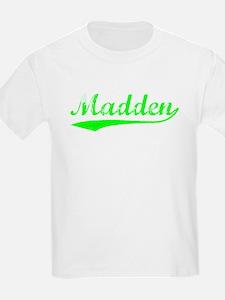 Vintage Madden (Green) T-Shirt