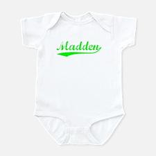 Vintage Madden (Green) Infant Bodysuit